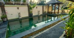 House Style Villa For Sale Located At Dalung Quiet Area