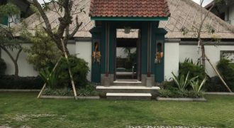 Two Bedrooms Villa For Rent At Sanur Area