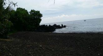 Beach Front Land At Tulamben Diving Area