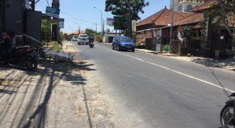 Main Road Land For Sale At Uluwatu