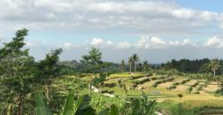 Promising Land With Tourism Ambiences & Fantastic View