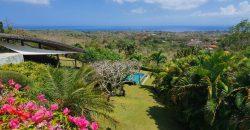 Unblocked Ocean View Villa At Padang Padang Elite Complex