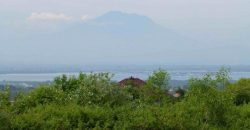 Ocean & Mountain View Land At Puri Gading Jimbaran