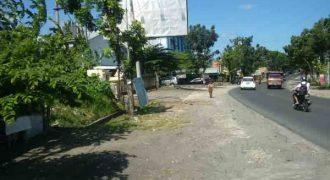By Main Road Land At Marlboro Denpasar