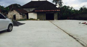 Land Good For Warehouse at Pandak Gede Tabanan