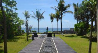 Beach Front Villa At Gianyar
