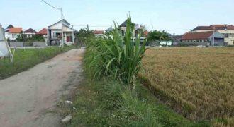 Land Located At Tukad Badung Renon Denpasar