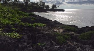 Cliff Front Land At Sumba