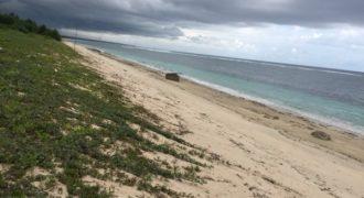 Beach Front Land At Sumba