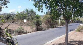 Land For Sale At Balangan 1.3 Km From The beach