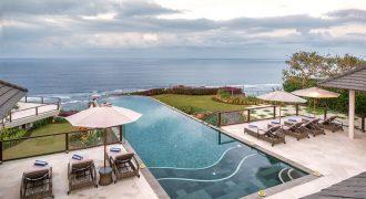 Cliff Front Luxury Villa Located In Nusa Dua