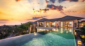 Villa For Sale Located At Cliff Top of Bukit Peninsula Nusa Dua