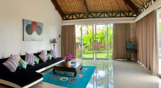 Villa Located In Mumbul Nusa Dua Complex Villla