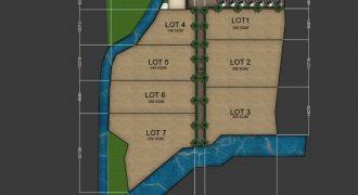 7 Unit Villa Project In Central Ubud