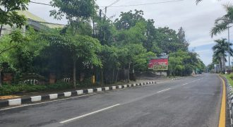Land For Sale By Main Road By Pass Nusa Dua