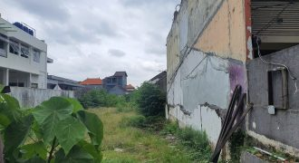Land For Sale Located By Main Road Teuku Umar Denpasar