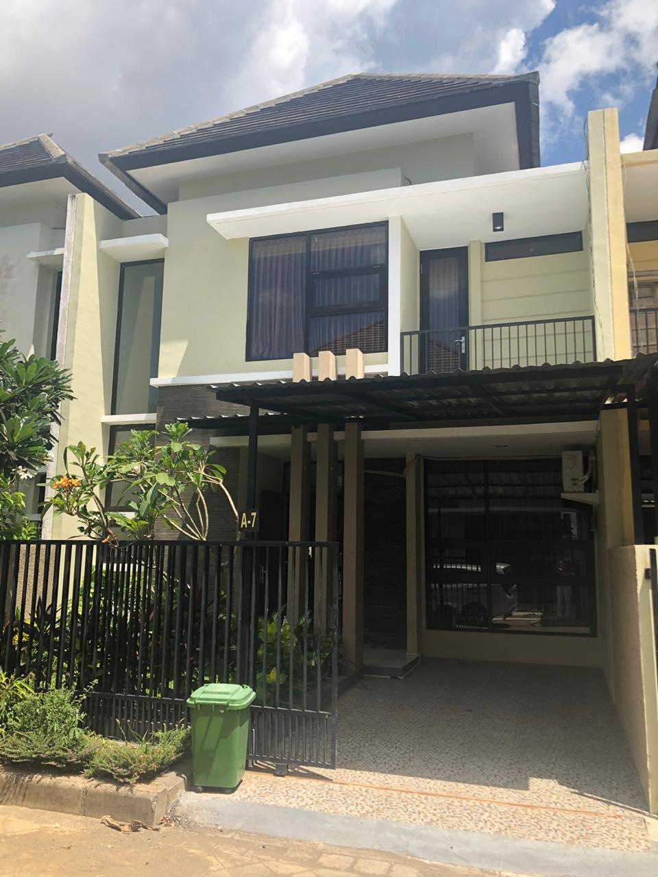2 Floor House For Sale In Nusa Dua One Gate System Community