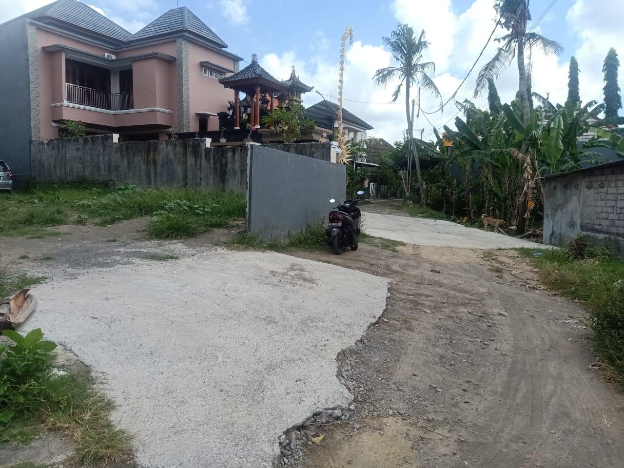 Quick Sale Land In Gatsu Barat Denpasar